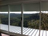 Напольная установленная штарка ролика алюминиевого окна