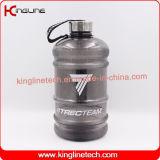 Sin BPA botella de agua de 2,2 litros, 2,2 litros jarra de agua, botella de deportes, botella de la coctelera de proteínas, la aptitud botella agitador, agitador gimnasio, deportes botella botella de agua (KL-8004)