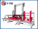 Palletizer automático para o pacote da caixa & da película (V-PAK)