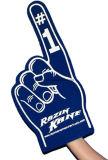 Выдвиженческий подарок рекламируя губку руки перста пены для игры спортов