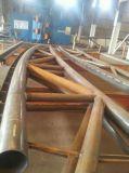 Máquina que bisela del corte del tubo del CNC