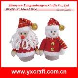 Natale gonfiabile della bottiglia di memoria di natale della decorazione di natale (ZY16Y096-1-2 26CM)