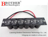 Modulo Ultra-Low ESR 16.2V 60F Supercapacitor