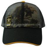 Крышка сетки водителя грузовика спорта заплаты печати вышивки промотирования (TRT013)