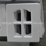 Puerta de cabina de cocina del PVC de la alta calidad