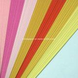 Heißes Verkaufs-hölzerne Massen-Cardstock Farben-Papier-strukturiertes Papier