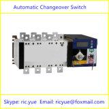 Cambiamento automatico di potere doppio di isolamento sopra l'interruttore (GLD-250A/4P)