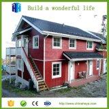 Camera d'acciaio modulare prefabbricata lussuosa della villa di qualità superiore da vendere