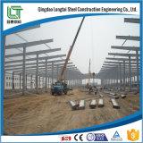 Construção de aço Prefab barata para África