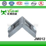 Windows를 위한 Aluminun Die-Casting 구석 및 ISO9001 (JM0012)를 가진 문