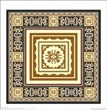 Decoratie 100% van het huis Dekens van het Gebied van het Tapijt van de Wol de Oosterse