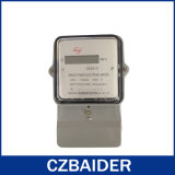 Einphasiges Digitalanzeigen-Elektrizitäts-Messinstrument-bester Preis (DDS2111)