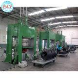 Presionar la máquina que cura la prensa para el producto de goma del neumático