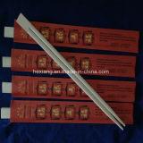 Semi-Closedおよび完全なペーパーまたはプラスチックカバーの双生児のタケの箸
