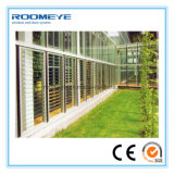 Roomeye aluminio Ventanilla de cristal de ventana, ventana de la lumbrera