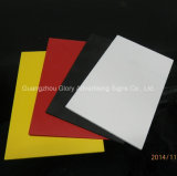 백색 높 조밀도와 High Hardness PVC Sheet