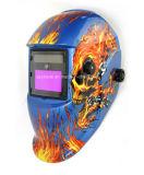 Het goedkope Masker/de Helm van het Lassen van de Veiligheid van de Douane Regelbare Auto Verdonkerende
