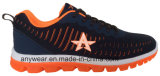 La ginnastica corrente tessuta Flyknit delle scarpe da ginnastica mette in mostra i pattini (816-7924)