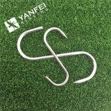 De hoogst Opgepoetste Haak van het Roestvrij staal AISI304/316 S