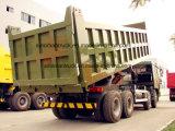 Caminhão de descarga resistente de HOWO 8*4