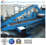 Rubber Recycling를 위한 자동적인 Waste Tyre Recycling Line