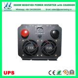 3000W DC12 / 24/48 / 72V для AC110 / 220V Инвертор с ИБП устройство (QW-M3000UPS)