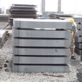 Plaque en acier laminée à chaud de carbone ordinaire enduit (St37-2)