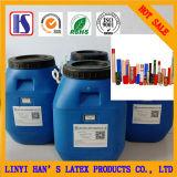Pegamento líquido a base de agua de Adhsive para el tubo de papel
