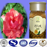 El polen natural de la abeja del polen de la abeja de Rose de la alta calidad del 100% marca en la tableta el polen de la abeja de las cápsulas del polen de la abeja