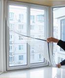Finestra della rete di zanzara del Velcro dello schermo della finestra di DIY