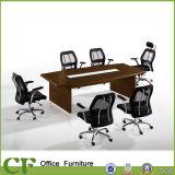Tavolo di riunione di legno personalizzato del blocco per grafici della stanza di scheda