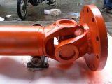 Acoplador de eje de cardán telescópico de gran tamaño del borde (FB de SWC)