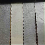 PVC caliente Synthetic Leather de Selling Embossed para Upholstery