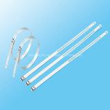 Edelstahl-Strichleiter-Multi Widerhaken-Verschluss-Kabelbinder