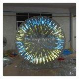 Nueva bola de Zorbing del resplandor de la llegada PVC&TPU en buen precio