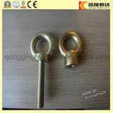 Kundenspezifische Schulter-Augen-Schraube mit Flügel-Mutter/lang Schaft-Augen-Schraube