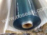 Strato flessibile del PVC della radura in rullo