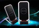 Беспроволочный заряжатель для iPhone/Samsung/HTC Smartphone