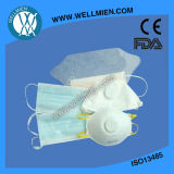 FDA510k (No.: K101000) 3ply Clear Surgical Mask