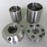 Подвергли механической обработке CNC OEM, котор разделяет часть алюминия Ss316 стали углерода C45 подвергая механической обработке