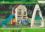 Les meilleurs jouets en plastique de jeu de Kaiqi équipés pour l'arrière cour et le jardin d'enfants