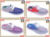 Nouvelles chaussures de toile de Slip-on de modèle (SD8171)