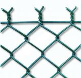 チェーンLink Fence Panel /Chain Link Wire FenceかGalvanized Chain Link Wire Mesh