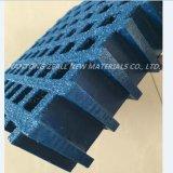 FRP resistente che gratta con la barra pesante e la superficie antiscorrimento