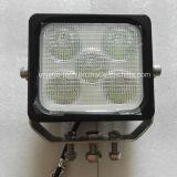 Nueva 5inch 50W auxiliar Luz de trabajo del tractor LED