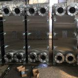 Один проход нержавеющей стали/удваивает теплообменный аппарат плиты Apv соответствующий Gasketed пропуска санитарный