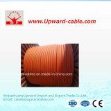 Câble électrique ignifuge de basse tension d'incendie