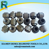 De Draden van de Diamant van Romatools voor Marmeren Diameter 10.5mm