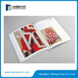 Farben-Drucken-Katalog der Bindung-vier