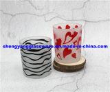 촛대 또는 초 컵은 촛대 또는 축제 훈장 당 훈장을 서리로 덥었다